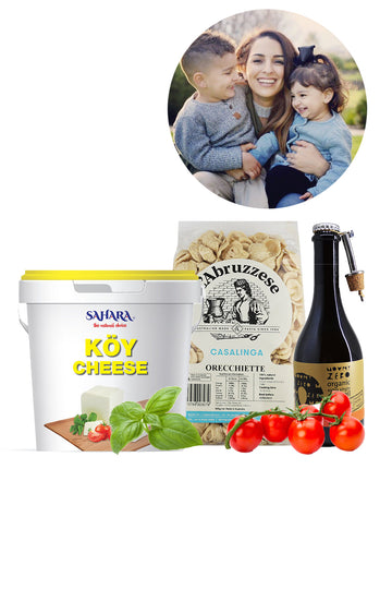 Organicmum's Roasted Cherry Tomato & Feta Pasta Bundle