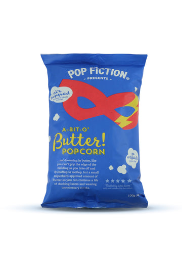 JC'S Pop Fiction Butter 100G