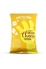 JC'S Pop Fiction Cheddar Cheese 100G