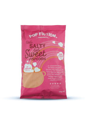 JC'S Pop Fiction Sweet N' Salty 120G