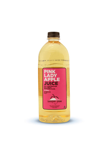 Summer Snow Pink Lady Apple Juice 2 L