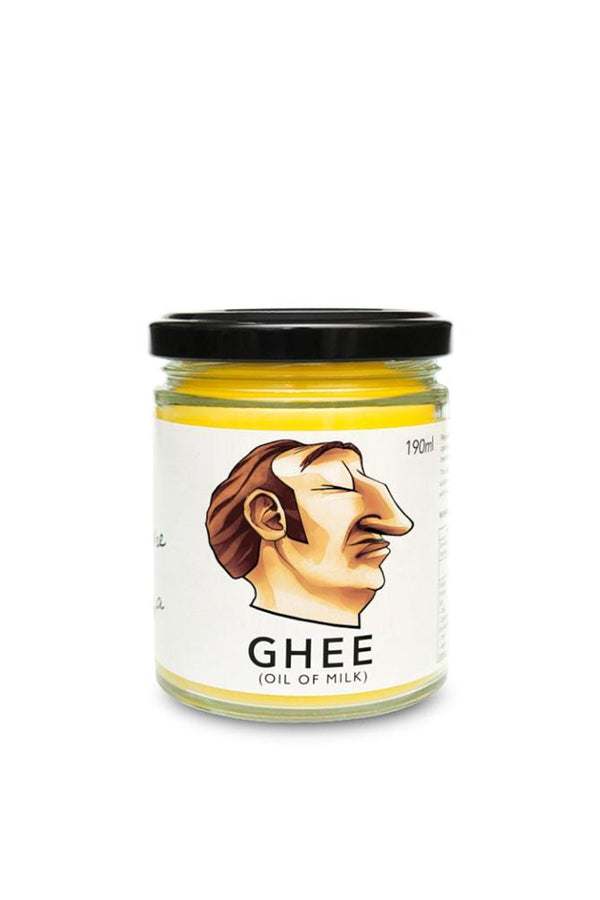 Pepe Saya Cultured Ghee 190 ML