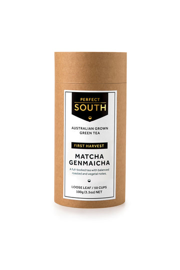 Perfect South Matcha Genmaicha-First Harvest Green Tea 100 G
