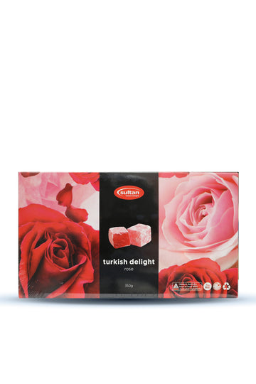Sultan Rose Turkish Delight 350G