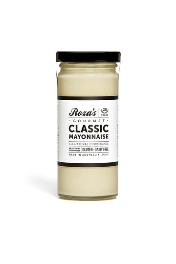 Roza's Gourmet Classic Mayonnaise 240 G