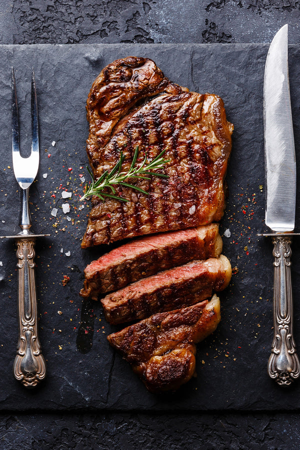 Rum Jungle Porterhouse Steak Avg Weight - Frozen 400 G