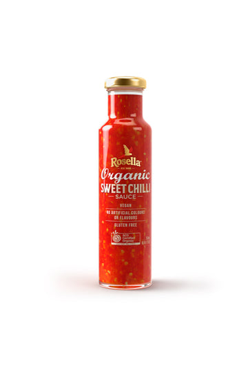 Rosella Organic Sweet Chilli 250 ML