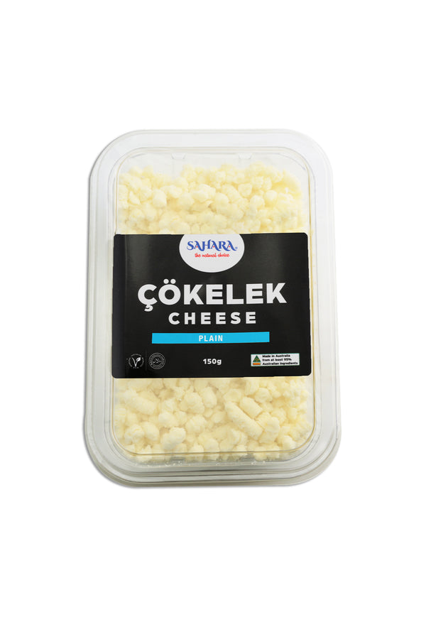Sahara Çokelek Cheese Plain 150 G