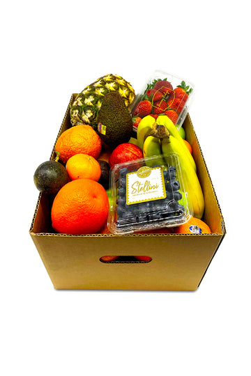 Picnic St. Seasonal Small Fruit Box