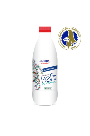 Sahara Kefir Blueberry 500 ML