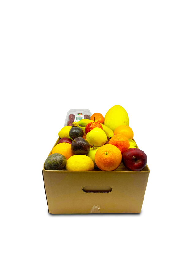 Picnic St. Small Organic Fruit Box