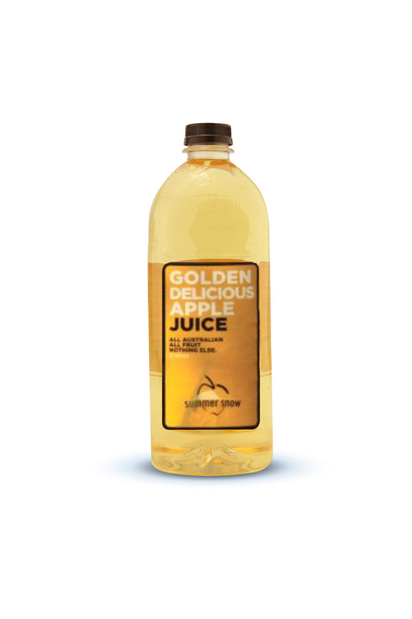 Summer Snow Golden Delicious Apple Juice 2 L