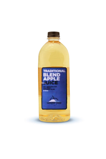 Summer Snow Traditional Blend Apple Juice 2 L