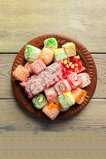 Sultan Super Mix Turkish Delight 450 G