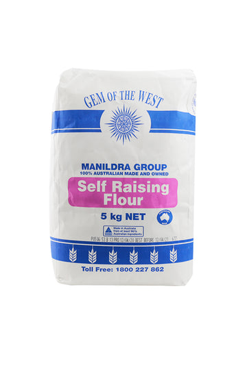 Manildra Self Raising Flour 5 KG