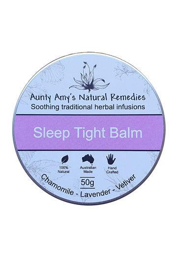 Aunty Amy's Natural Remedies Sleep Tight Balm 50 G