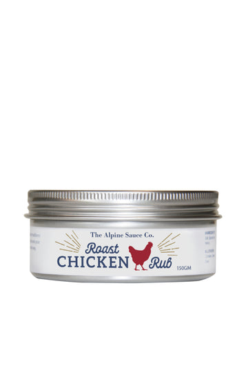 The Alpine Sauce Co Roast Chicken Rub 150 G