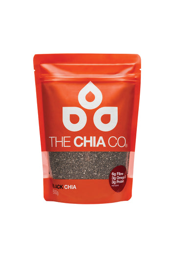 The Chia Co Black Chia Seeds 500 G