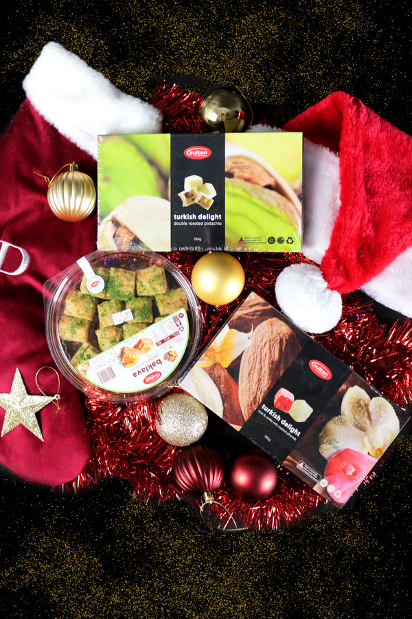 Turkish Delight Xmas Pack