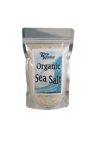 Tony's Own Organic Sea Salt 375g