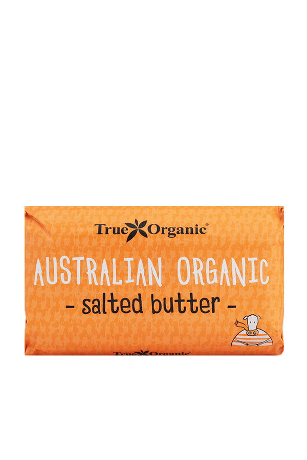 True Organic Salted Butter 250 G
