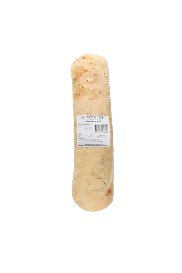 Quattro's Bakehouse Turkish Pide 450 G