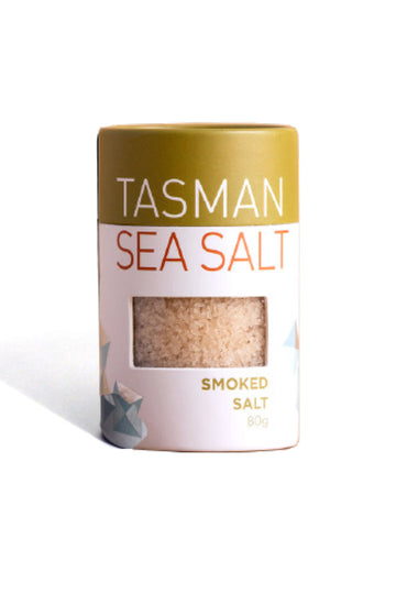 Tasman Sea Salt Smoked Salt 80 G