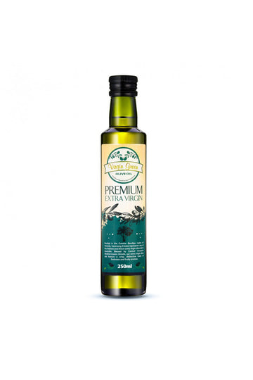 Virgin Green Olive Oil Premium Extra Virgin 250 ML