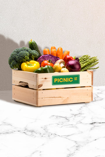 Picnic St Seasonal Veggie Box
