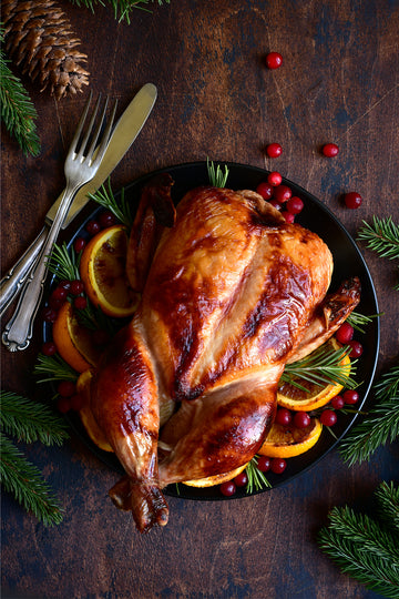 Christmas Free-Range Turkey
