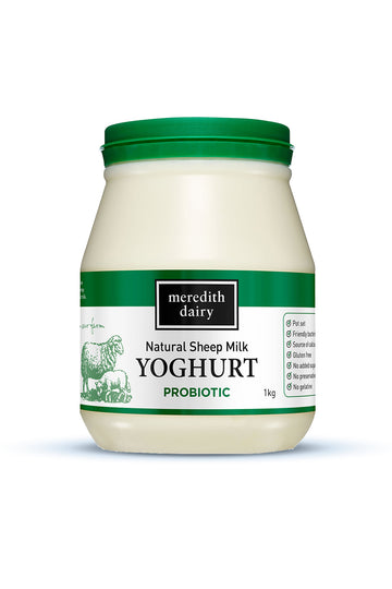 Meredith Dairy Sheep Yogurt 1 KG