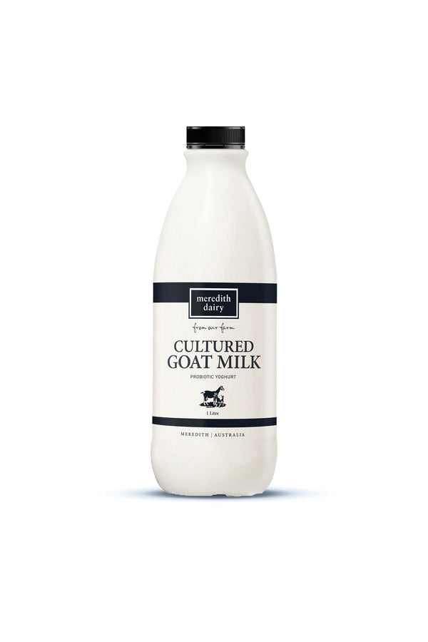 Meredith Dairy Cultured Goat Milk 1 LT