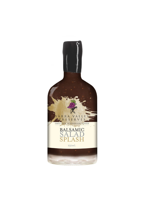 Yarra Valley Gourmet Foods Balsamic Salad Splash 250ml