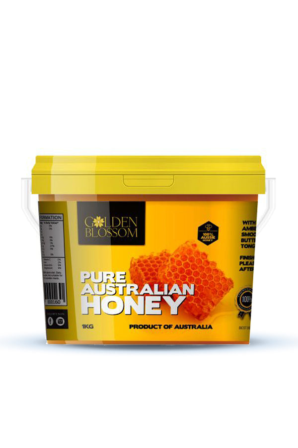 Golden Blossom Pure Australian Honey 1 KG