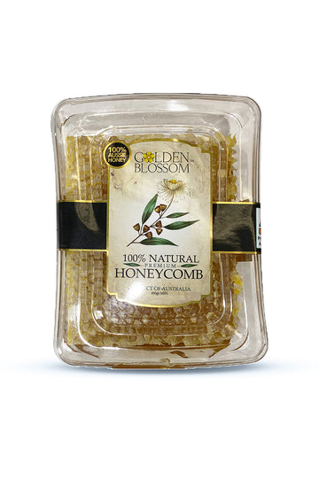 Golden Blossom Honey Comb 450 G