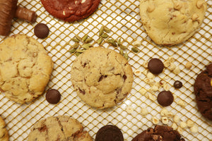 Signature Cookie (cardamon almond 125g each)
