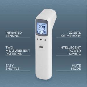 Electronic Infrared Thermometer