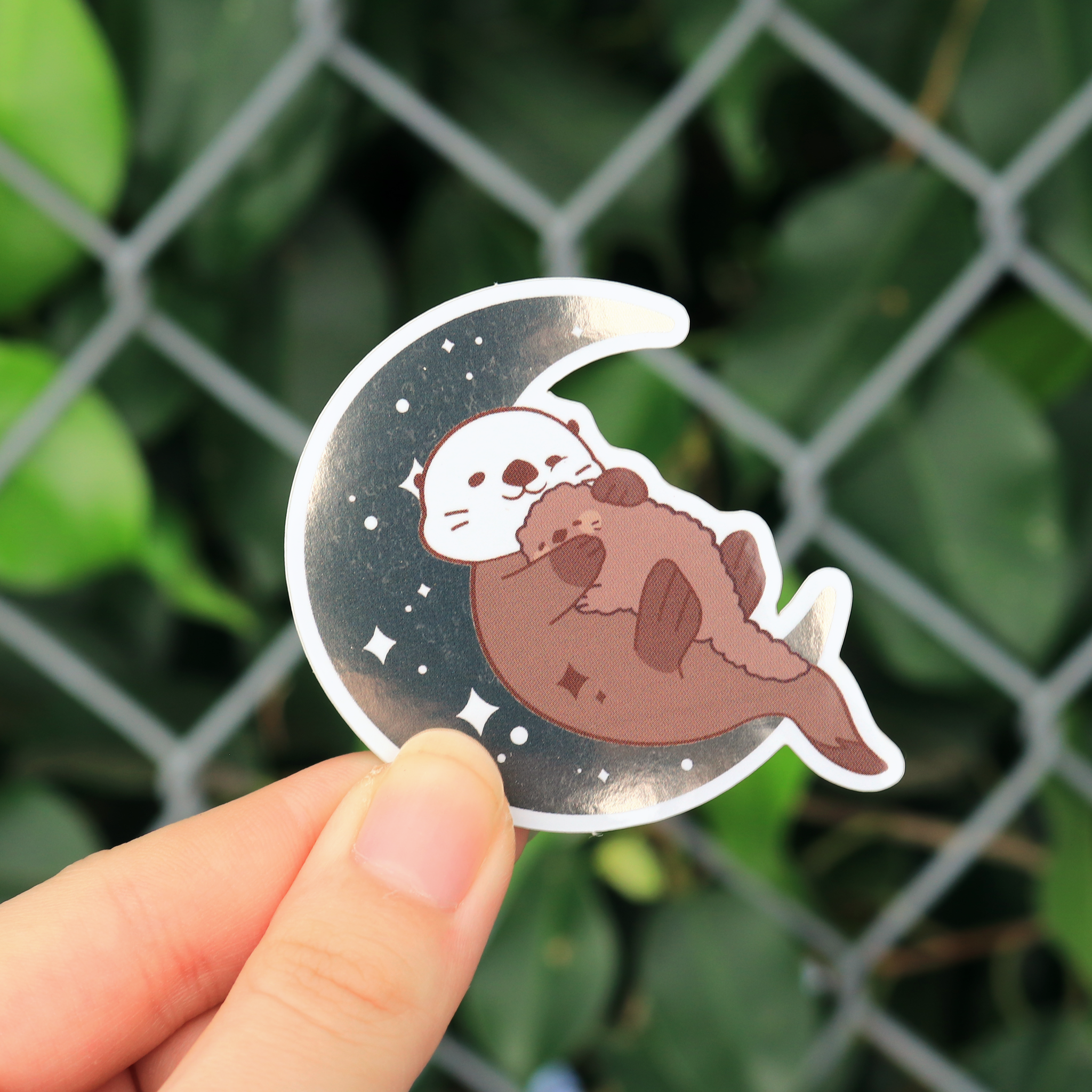VanAqua Charity Sticker