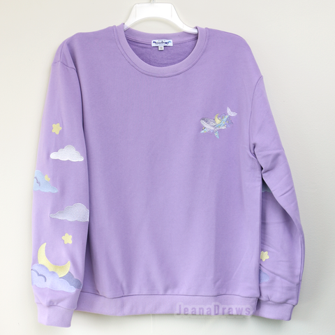 Dream Whale Crewneck