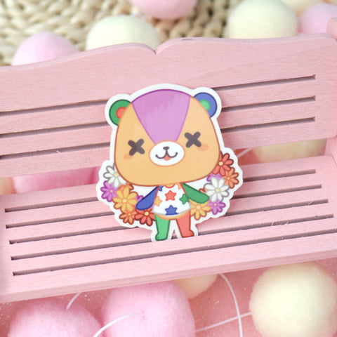 Stitches Sticker