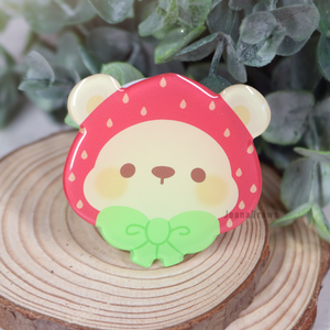 Strawbeary Phone Grip