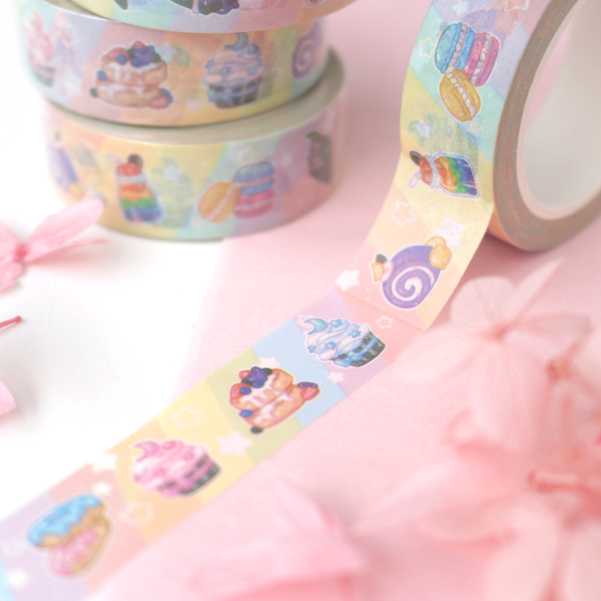 Sweet Pride Washi Tape