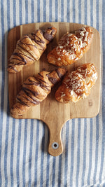 Load image into Gallery viewer, 4 Filled Croissants