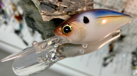 Blue Threadfin Shad Deep Diving Crankbait