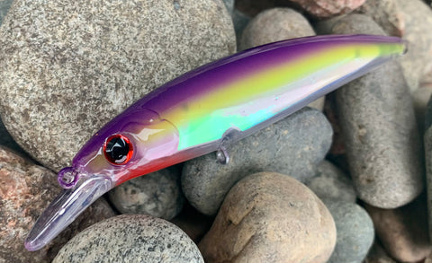 Redeye Shad Holographic Shallow Jerkbait