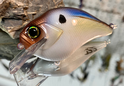 Blue Threadfin Shad 2.0 Squarebill Crankbait