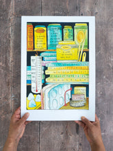 Load image into Gallery viewer, Baker's Kitchen Chart – art print
