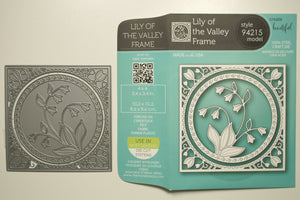 Lily of the Valley Frame #94215