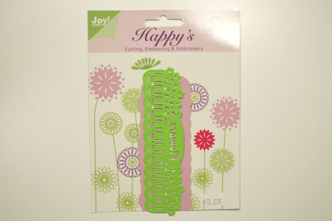 window box flowers w/ribbon insert 6002/1102