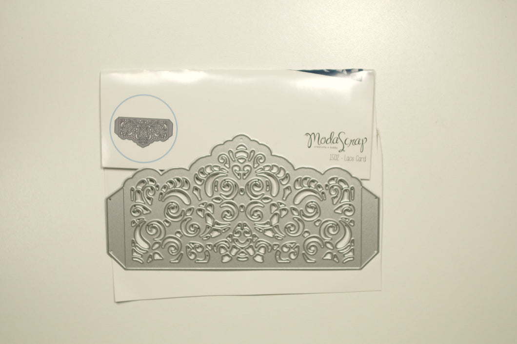 #1502 Lace Card